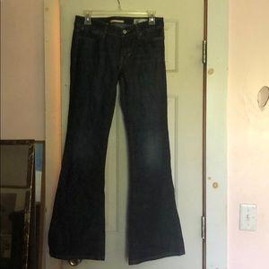 Gap bell bottom jeans